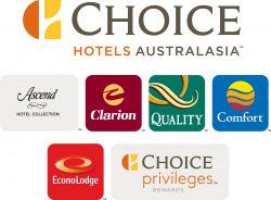 New choice logo